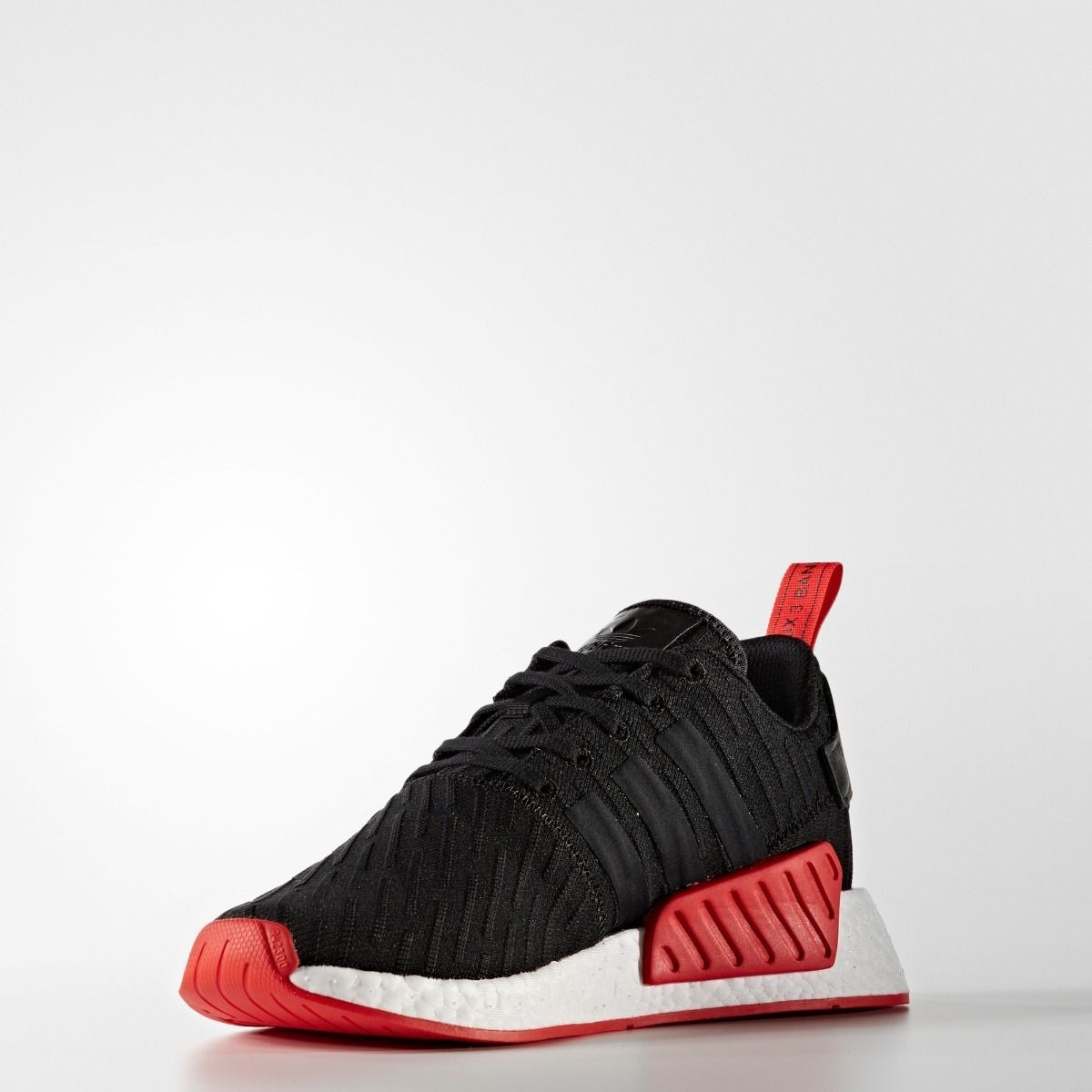 adidas Originals NMD R2 Men's BlackBlackFuture Harvest*