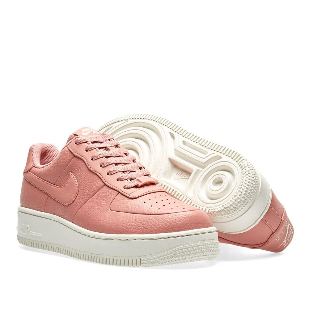 Nike Air Force 1 Upstep Rot Stardust Rot Stardust 917588 600