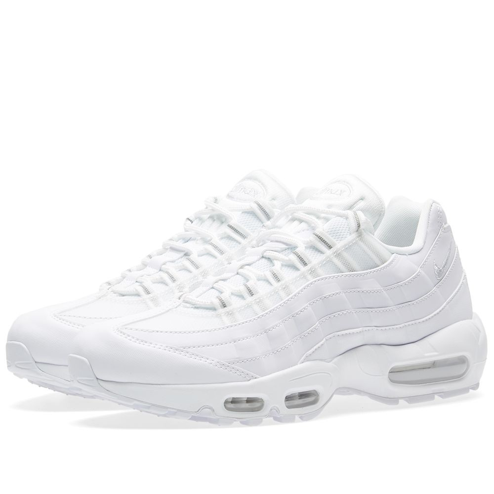 Nike Damen Air Max 95 Weiß 307960-106