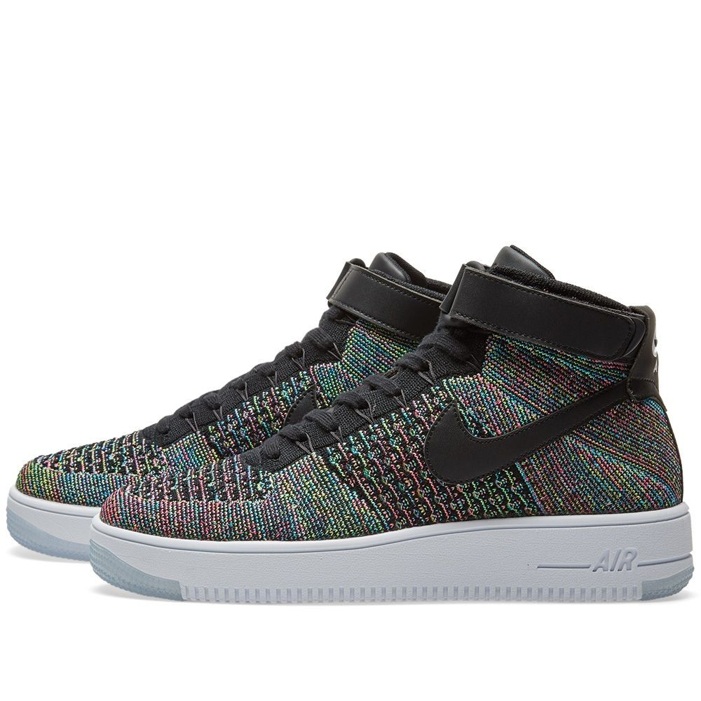 Nike Air Force 1 Ultra Flyknit Mid 817420 601