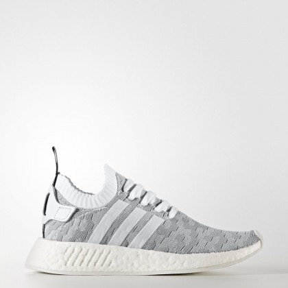 Adidas Damen Originals NMD R2 Grau Rosa BY9520