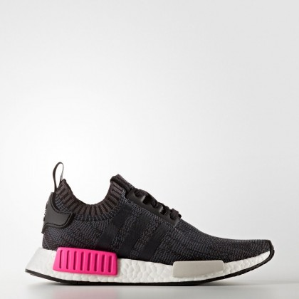 Adidas Damen Originals NMD R1 Primeknit Essential Rosa BB2364