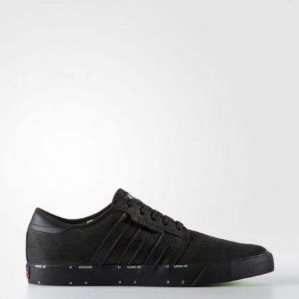 Adidas Herren Originals X Seeley Schuhe Schwarz BY4520