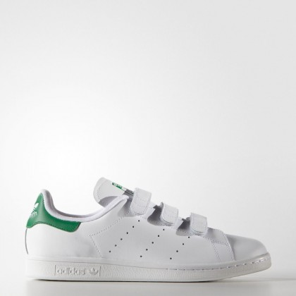 Adidas Herren Originals Stan Smith Weiß/ Rosa S75187