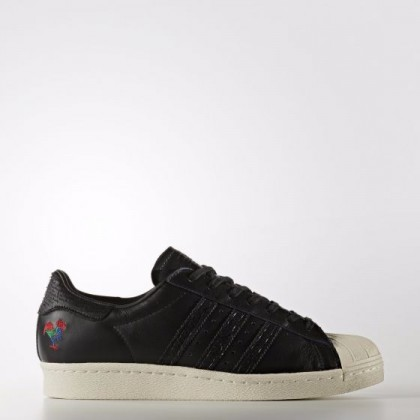 "Adidas Herren Originals Superstar 80s Cny ""Chinese New Year"" BA7778"
