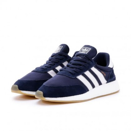 Adidas Originals Iniki Runner Boost Blau/Weiß BY9729