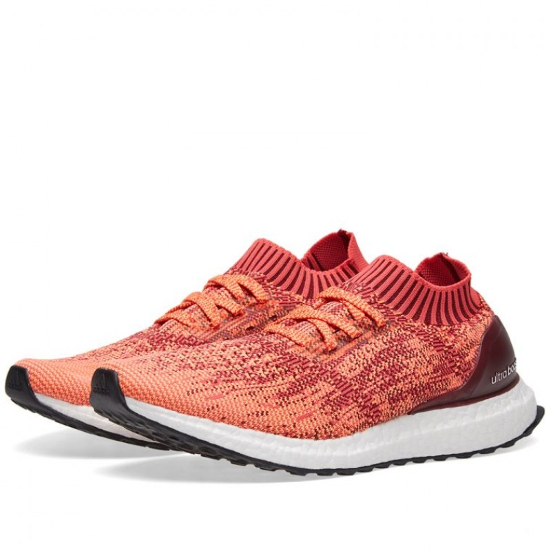 Adidas Damen Ultra Boost Uncaged Schuhe rot BA9797