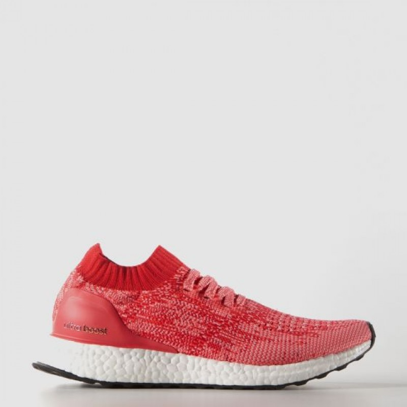 Adidas Damen Running Ultraboost Uncaged Ray Rot BB3903