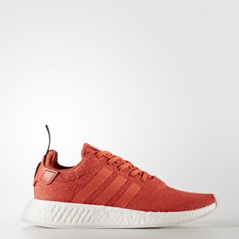 Adidas Herren Oranginals NMD R2 Orange BY9915