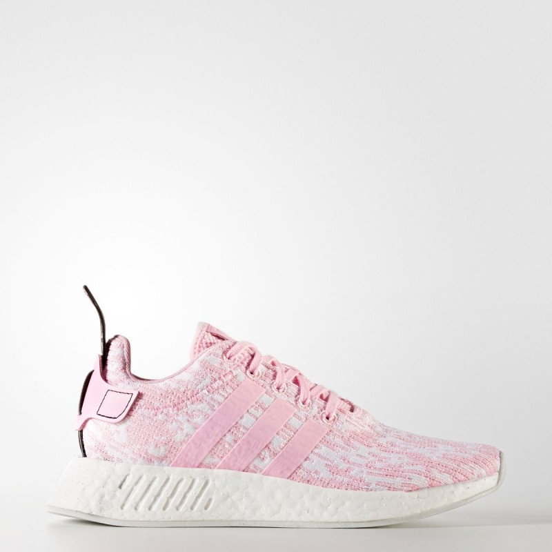 Adidas Damen Originals NMD R2 Schuhe Rosa BY9315