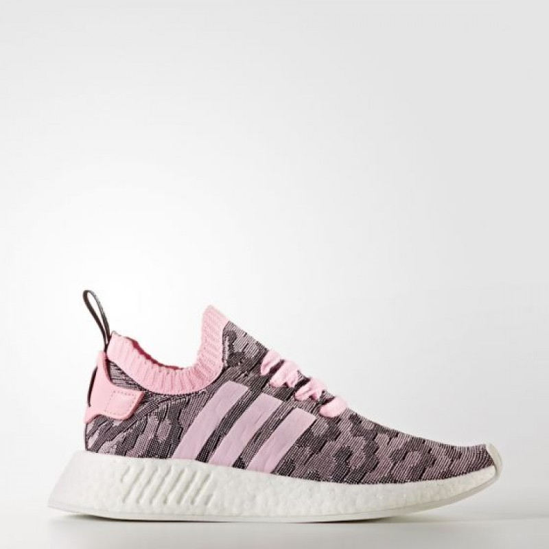 Adidas Damen Originals NMD R2 Schuhe Rosa BY9521