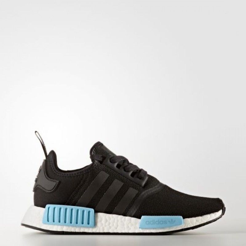 Adidas Damen Originals NMD R1 Blau BY9951
