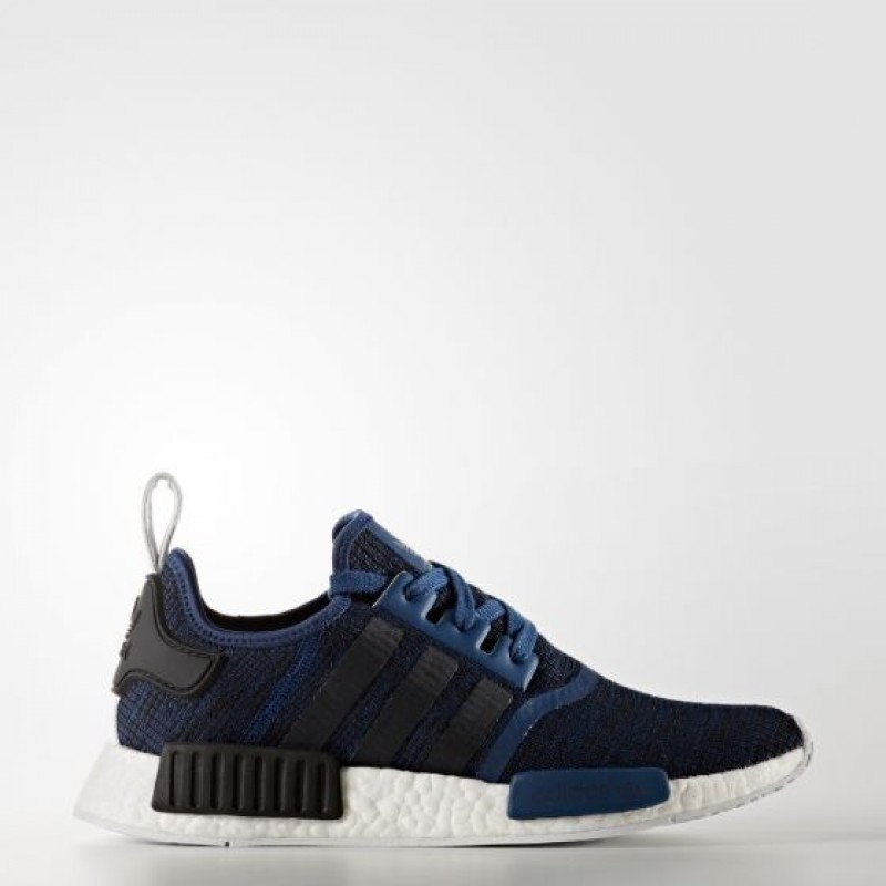 Adidas Herren Originals NMD R1 Blau BY2775