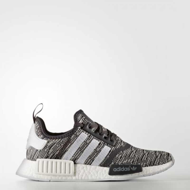 Adidas Damen Originals NMD R1 Schwarz Grau BY3035