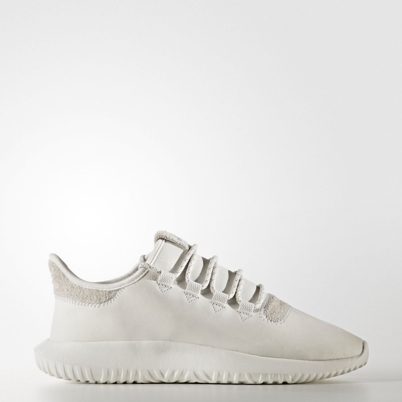Adidas Herren Originals Tubular Shadow Weiß BB8821