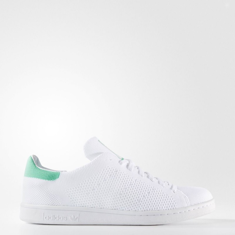 Adidas Herren Originals Stan Smith Primeknit Schuhe BZ0116