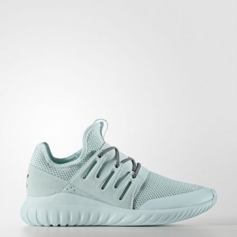 "Adidas Herren Originals Tubular Radial ""Ice Mint"" S76717"