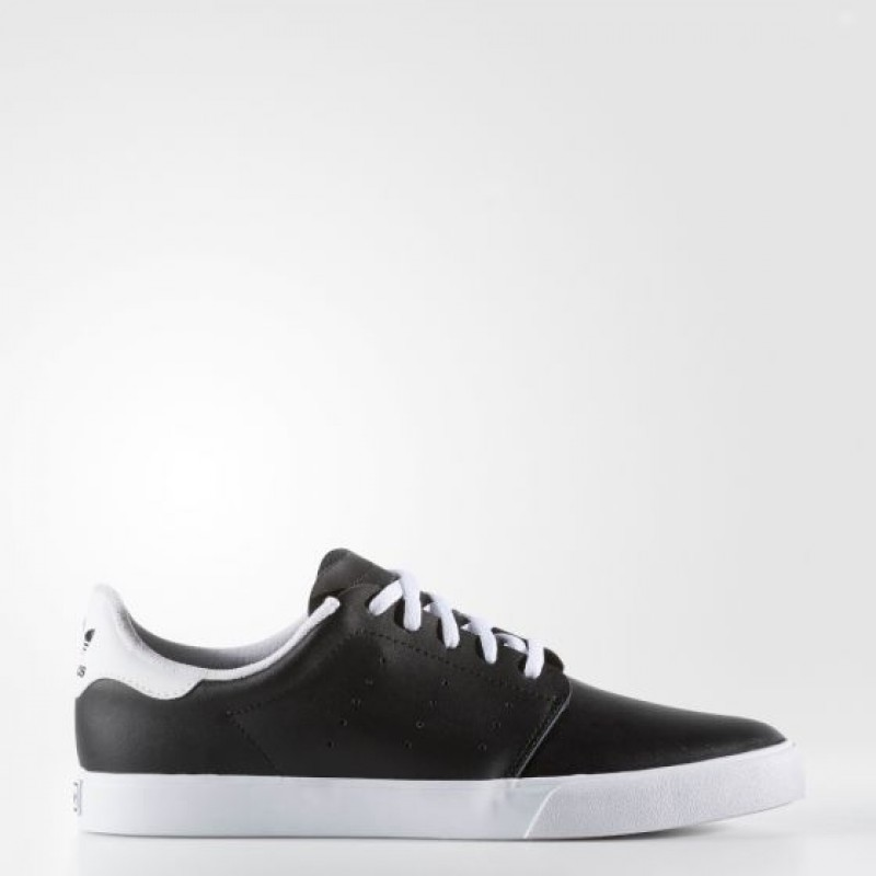 Adidas Herren Originals Seeley Court Schwarz BB8588