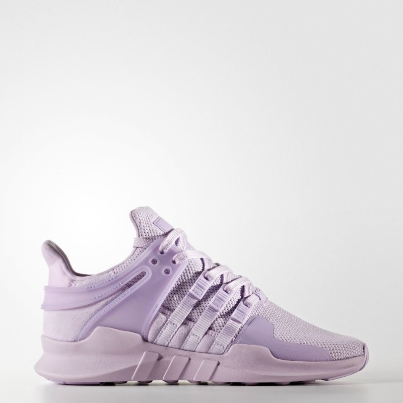 Adidas Damen Originals Eqt Support Adv lila Glow BY9109