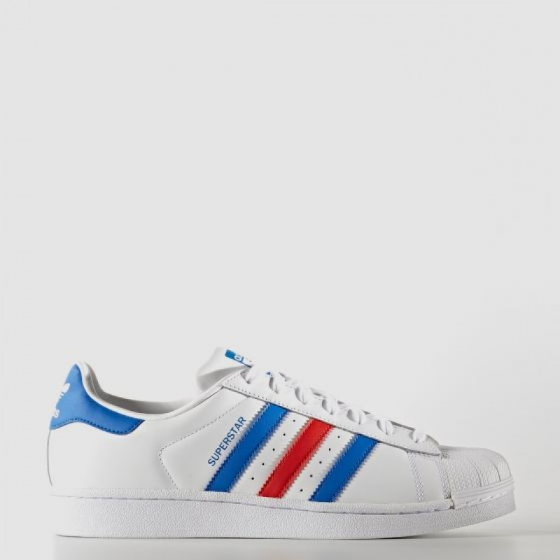 Adidas Herren Originals Superstar Weiß BB2246