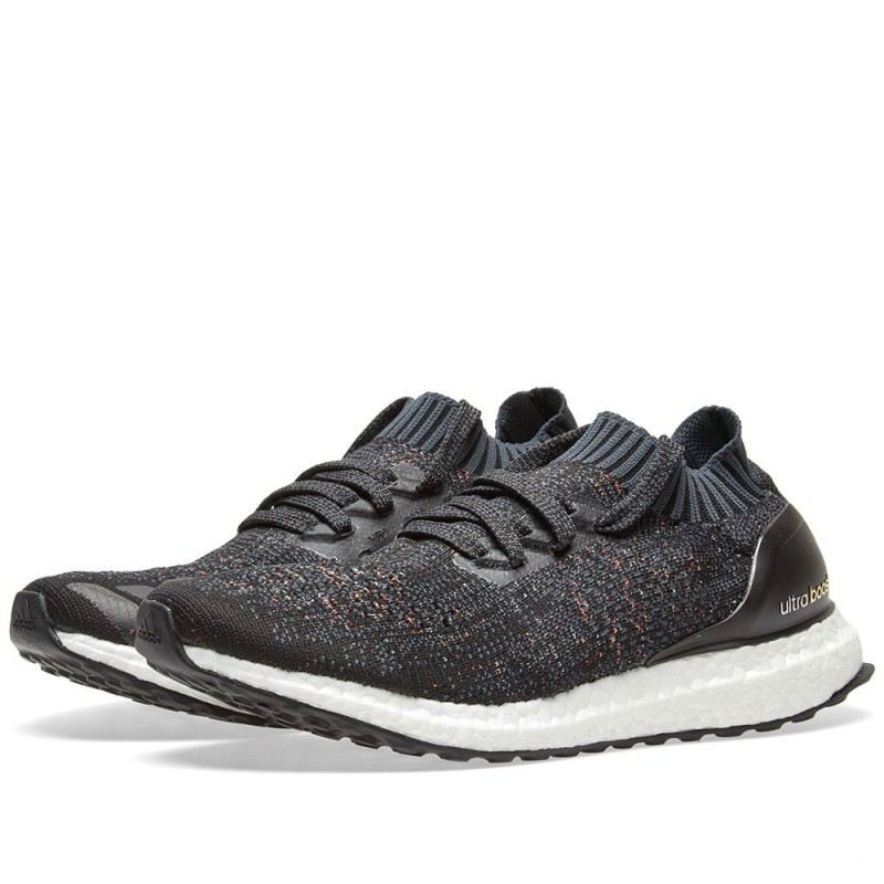 Adidas Damen Ultra Boost Uncaged Schwarz BA9796