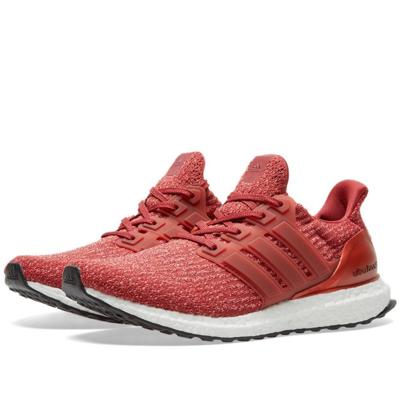 Adidas Originals Damen Ultra Boost Rot/Tactile Rosa BA8927