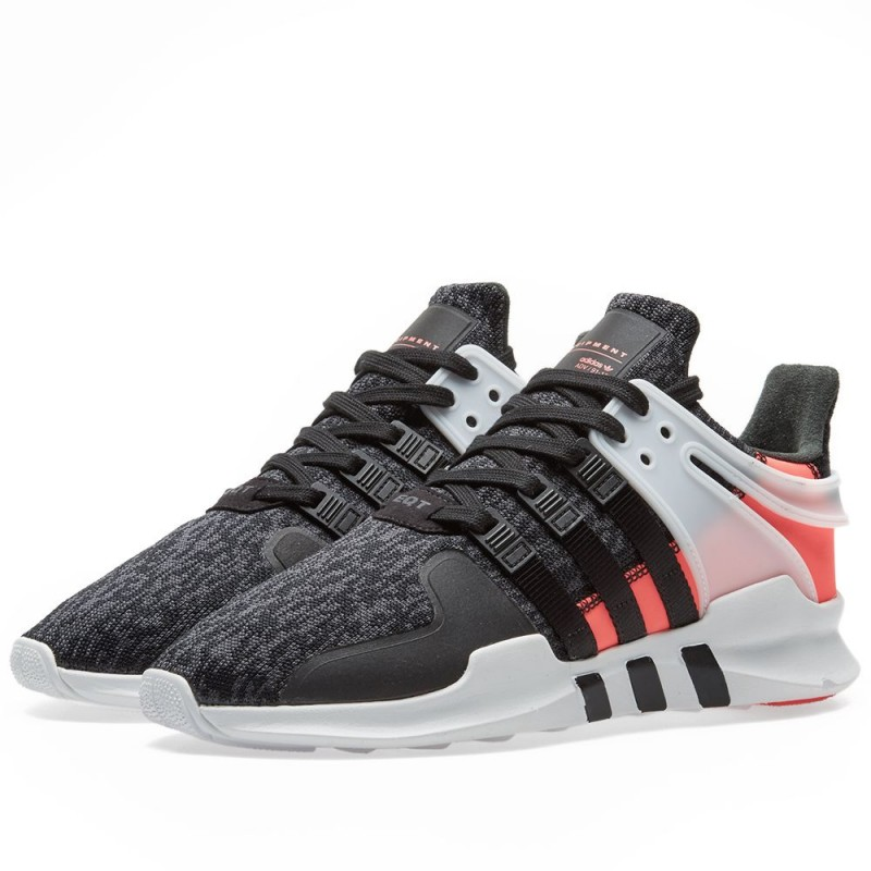 Adidas EQT Support ADV 91/16 Schwarz Turbo Rot BB1302