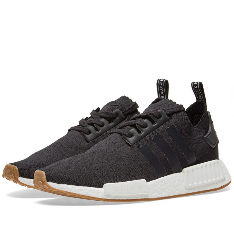 "adidas NMD R1 Primeknit ""Gum Pack"" BY1887"