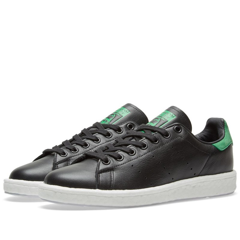 Adidas Herren Originals Stan Smith Boost Schwarz BB0009
