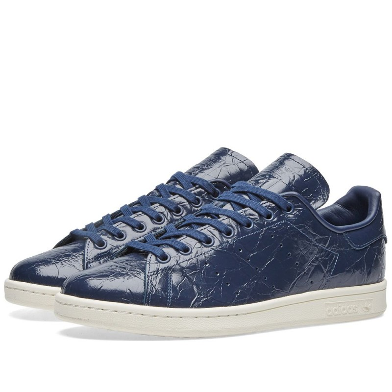 Adidas Originals Stan Smith Damen lederSchuhe Marine BB5163