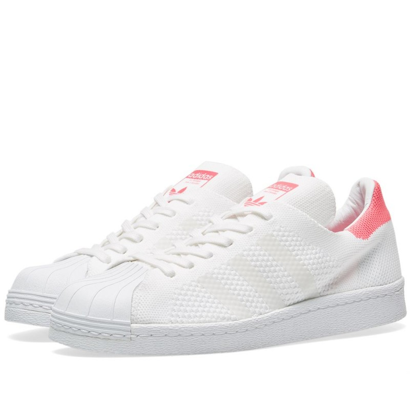 Adidas Originals Damen Superstar 80s PK Weiß BB5095