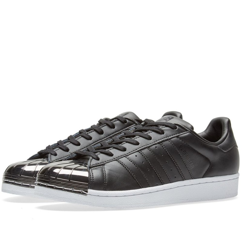 Adidas Superstar 80s Schuhe Damen Originals Schwarz BY2883