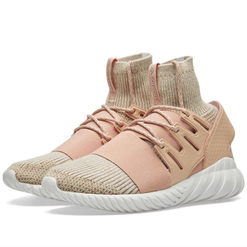 Adidas Tubular Doom Primeknit Browm BB2390