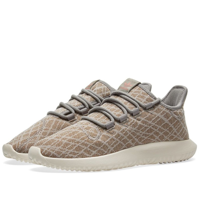 Adidas Originals Damen Tubular Shadow Grau BY9736