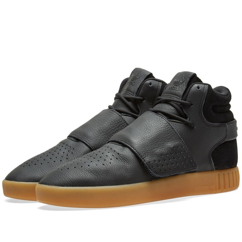Adidas Originals Tubular Invader Strap Schwarz BY3630