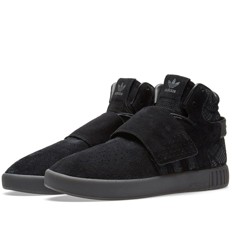 Adidas Originals Tubular Invader Strap Schwarz BB8392