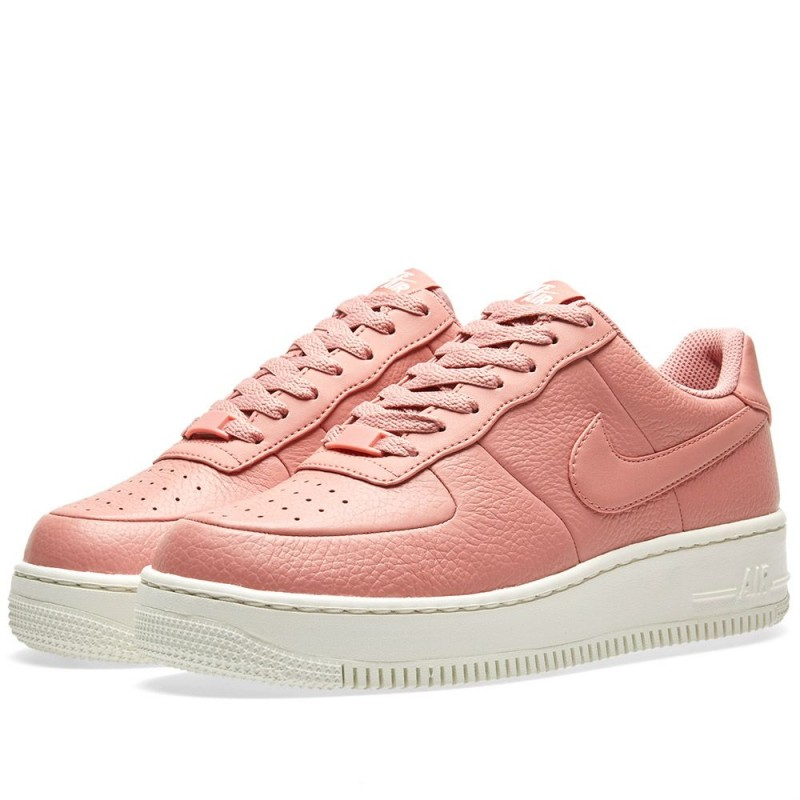 Nike Air Force 1 Upstep Rot Stardust Rot Stardust 917588-600