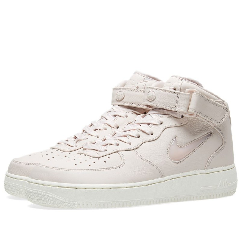 "Nike Air Force 1 Premium Retro Mid ""Jewel"" Rosa 941913-600"