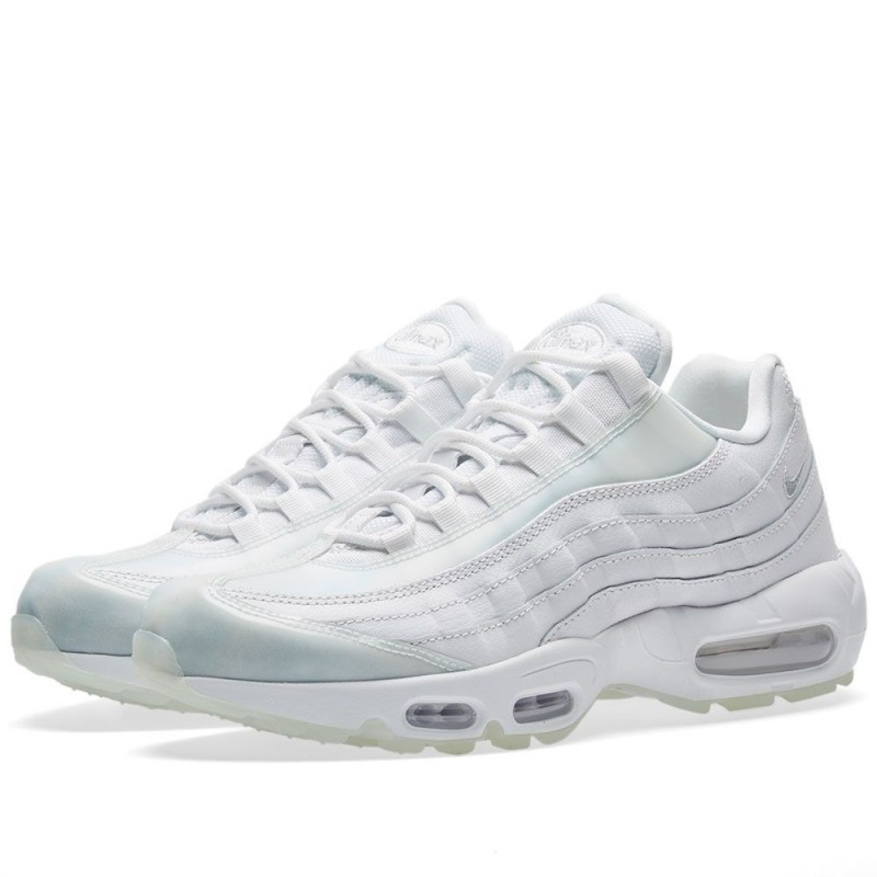 Nike Damen Air Max 95 SE Weiß 918413-100
