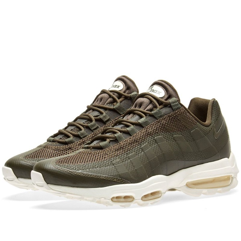 Nike Air Max 95 Ultra Essential Cargo Khaki 857910-300