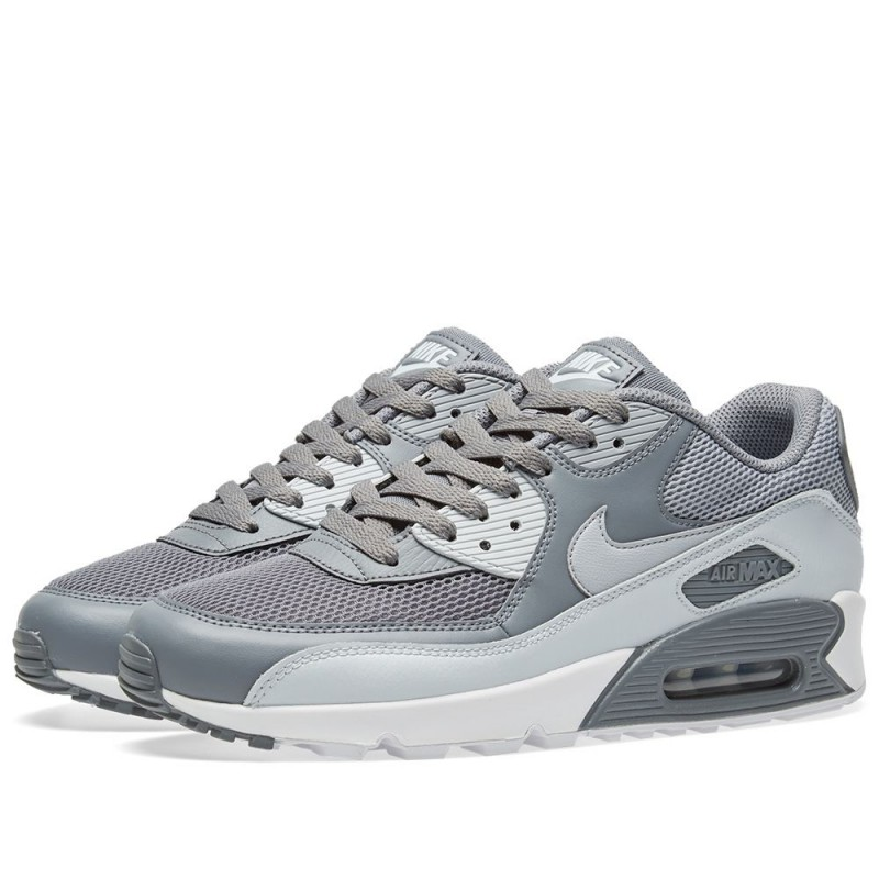 Nike Air Max 90 Essential Grau 537384-073