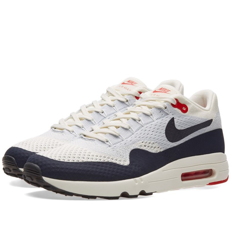 Nike Air Max 1 Ultra 2.0 Flyknit 875942-100