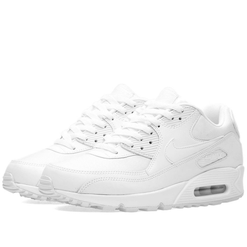 Nike Air Max 90 Essential Weiß 537384-111