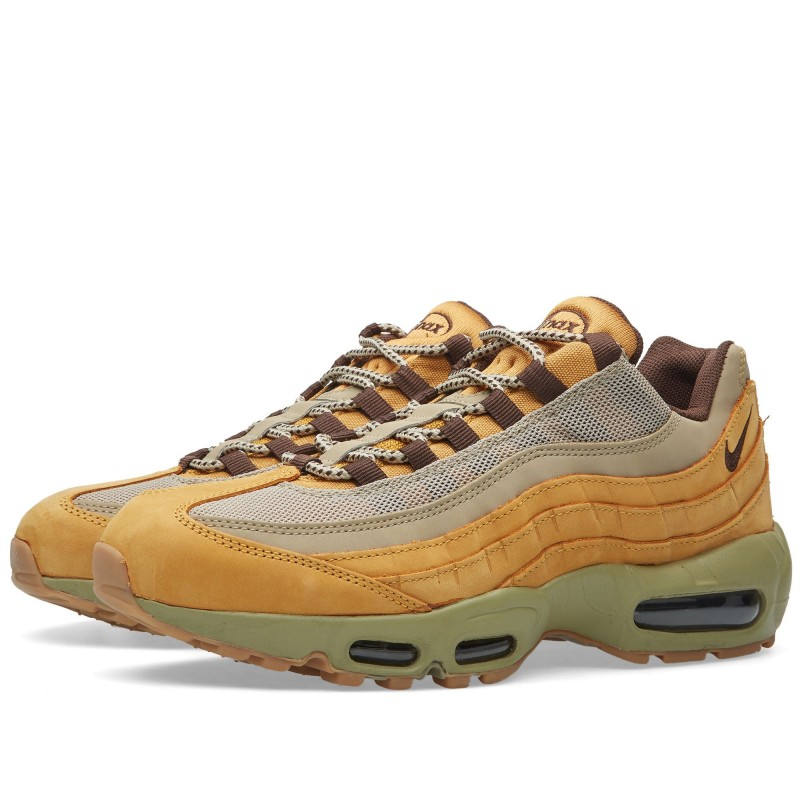 "Nike Air Max 95 Premium ""Wheat"" 538416-700"