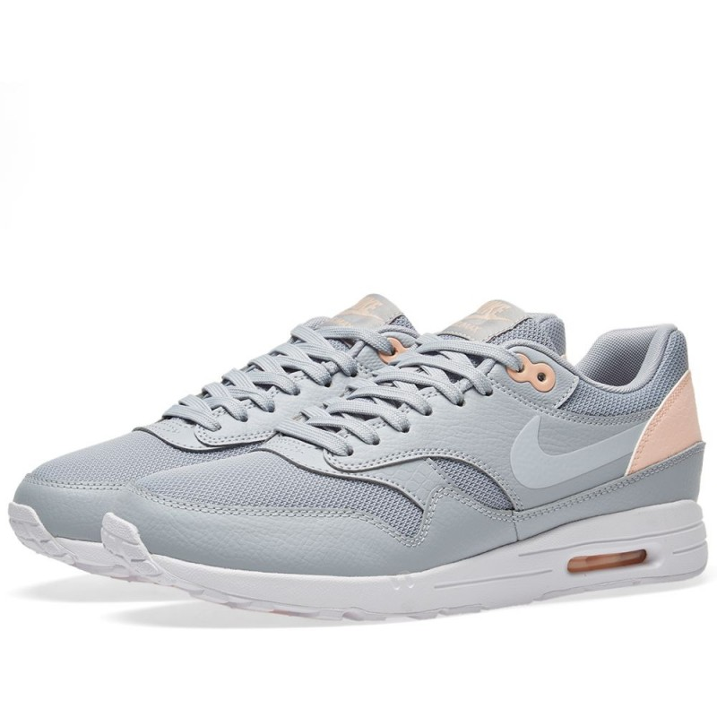 Nike Damen Air Max 1 Ultra 2.0 Grau Sunset Tint 881104-005