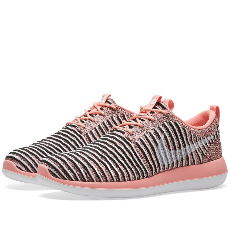 "Nike Damen Roshe Two Flyknit ""Bright Melon"" 844929-801"