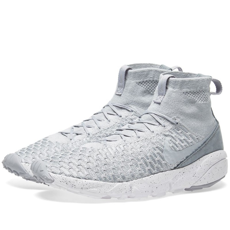 Nike Air Footscape Magista Flyknit Grau 816560-005