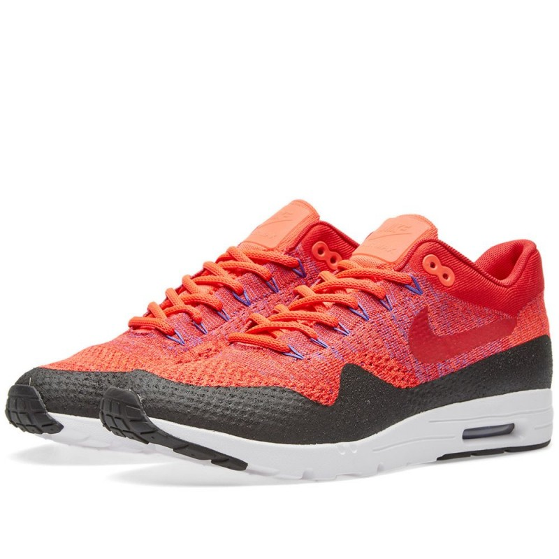 Nike Damen Air Max 1 Ultra Flyknit Rot 859517-600