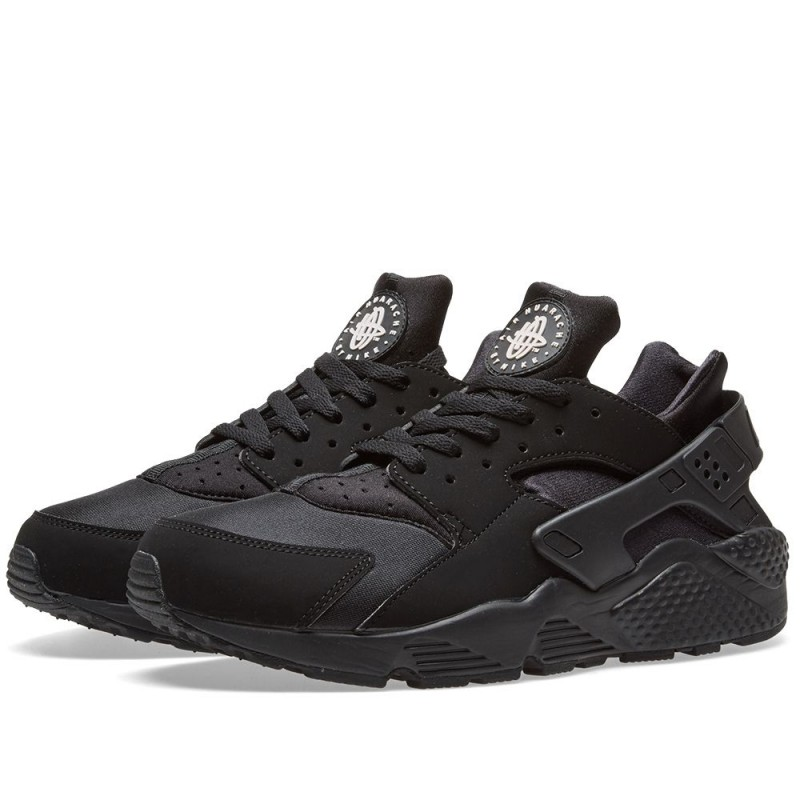 "Nike Air Huarache ""Triple Black"" 318429-003"