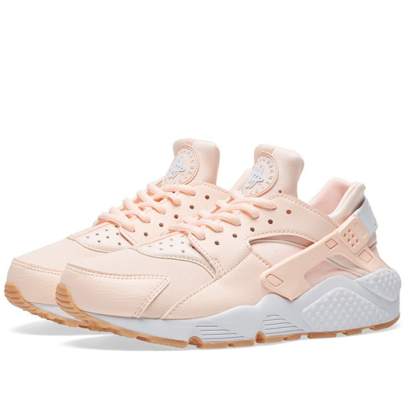 "Nike Damen Air Huarache Run ""Sunset Tint"" 634835-607"